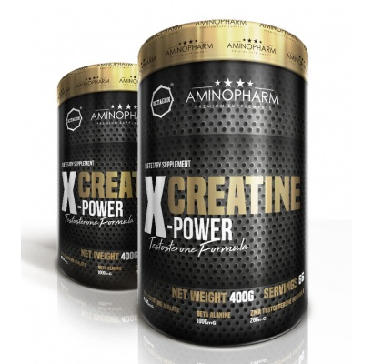 AminoPharm Octagon Creatine X-power 400g