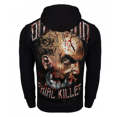 Bluza Octagon Serial Killer z kapturem