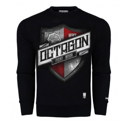 Bluza Octagon Shield bez kaptura