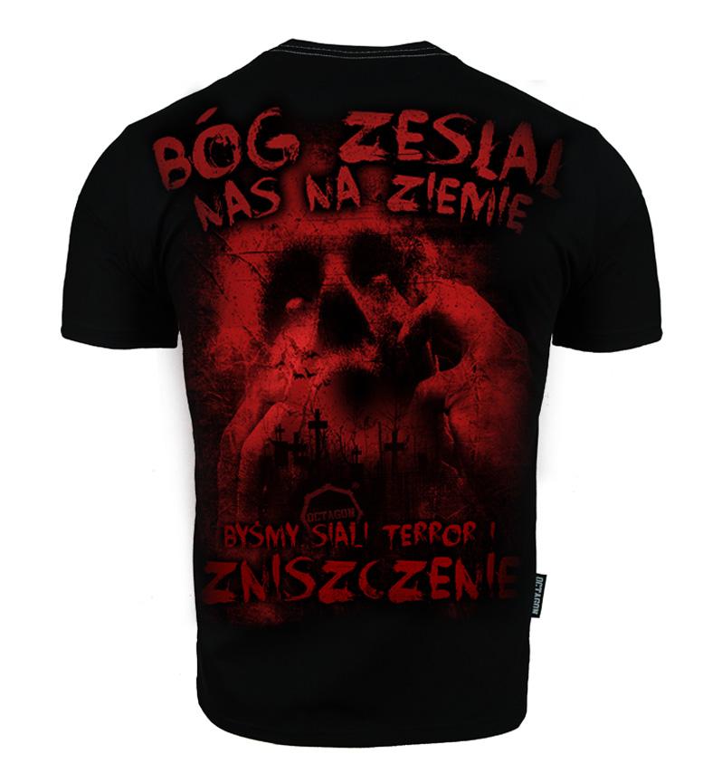 e034bc8a8 T-shirt Octagon Bóg zesłał Nas na ziemię :: Octagon