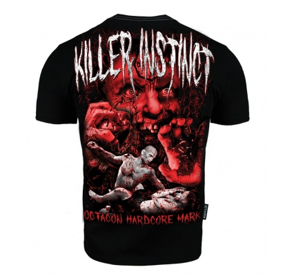 T-shirt Octagon Killer Instinct