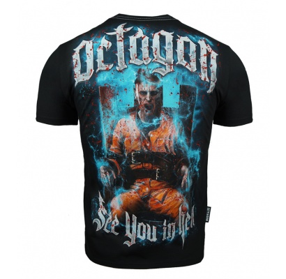 T-shirt Octagon See You in Hell