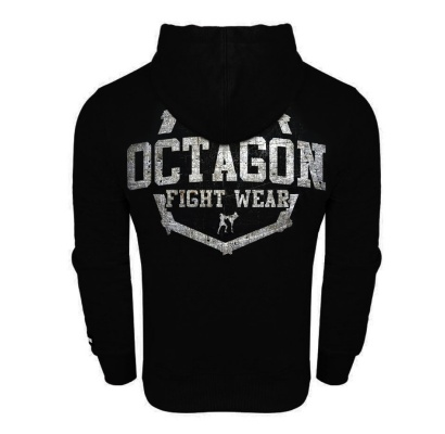 Bluza Octagon Fight Wear II z kapturem