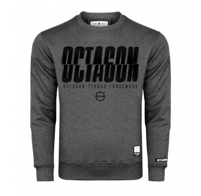 Bluza Octagon (T)Error grey bez kaptura