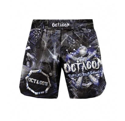 Spodenki MMA szorty Octagon Torture Your Enemies