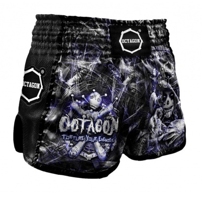 Spodenki Muay Thai Octagon Torture Your Enemies