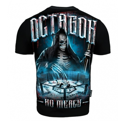 T-shirt Octagon No Mercy Fight or Die